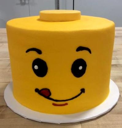 Lego Head Shaped Cake.jpg