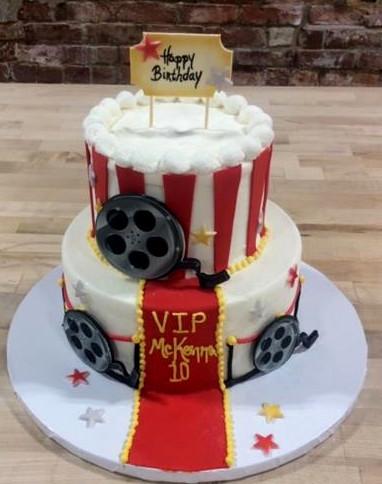 Movie Theme Red Carpet Party Cake.jpg