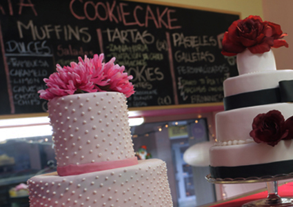 Fotografia de Cookie Cake.