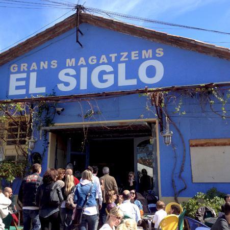 ESPAI- El Siglo Mercantic (Febrer 2015)