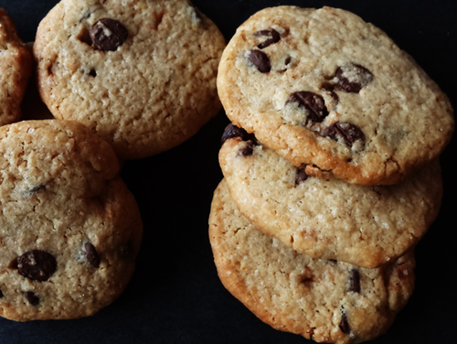 RECEPTA- La recepta de les cookies de xocolata originals (Novembre 2014)