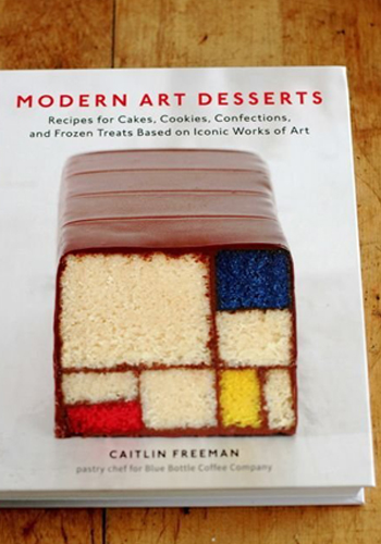 CURIOSITAT- Modern Art Desserts del SFMOMA a taula (Octubre 2014)