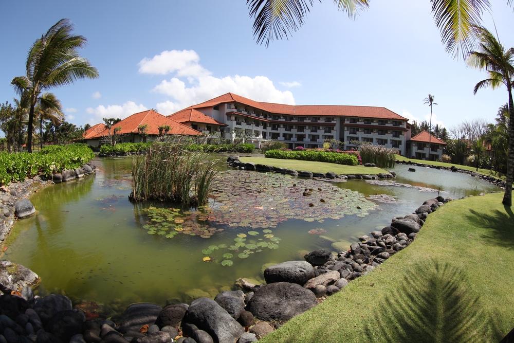Snapshots from the Grand Hyatt, Bali #1