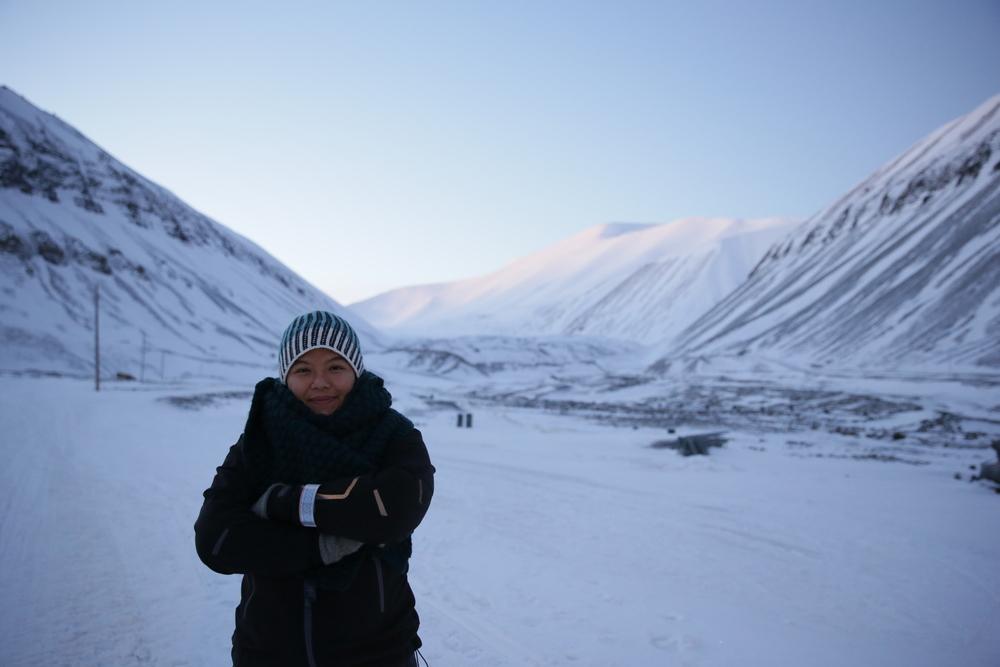 Nybyen, Svalbard
