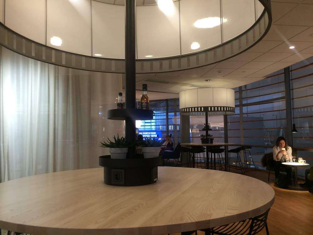 SAS Lounge, Gardemoen