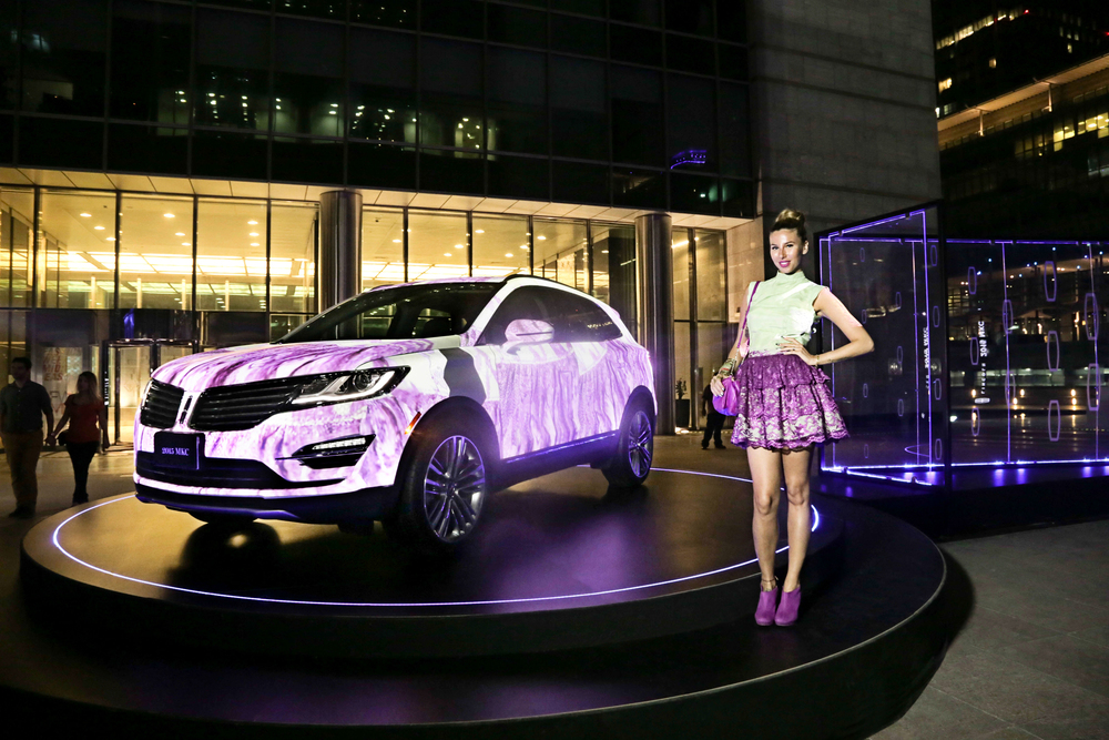 Lincoln Chameleon Car - Matching Fashionista