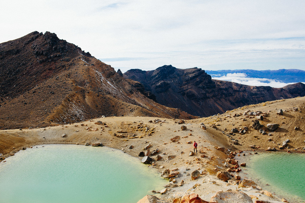 Tongariro // New Zealand