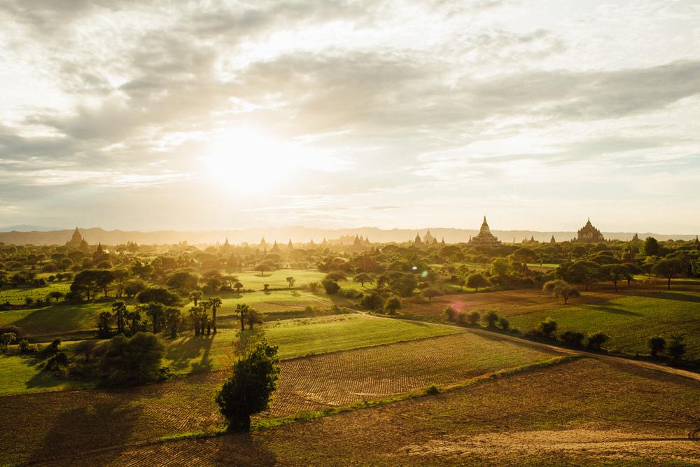 Bagan // Myanmar