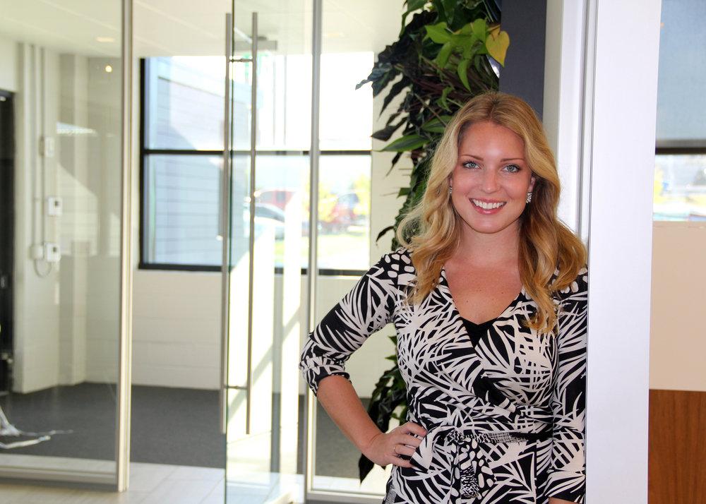 Sarah Sharp Account Manager sheimermann@synergybe.com