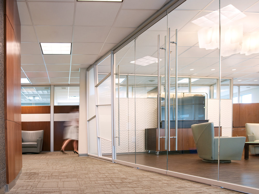 DIRTT Corporate Installs