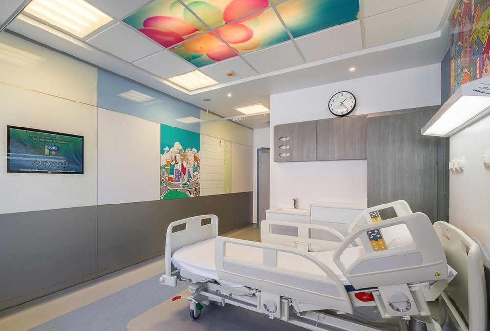 DIRTT Healthcare Installs