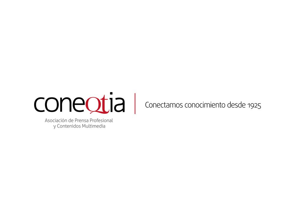 Logotipo con descriptivo y baseline de marca.