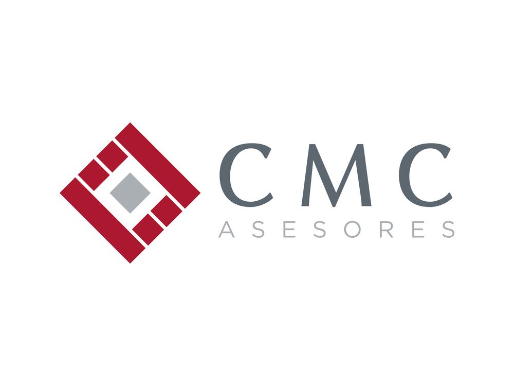 CMC logotipo con icono
