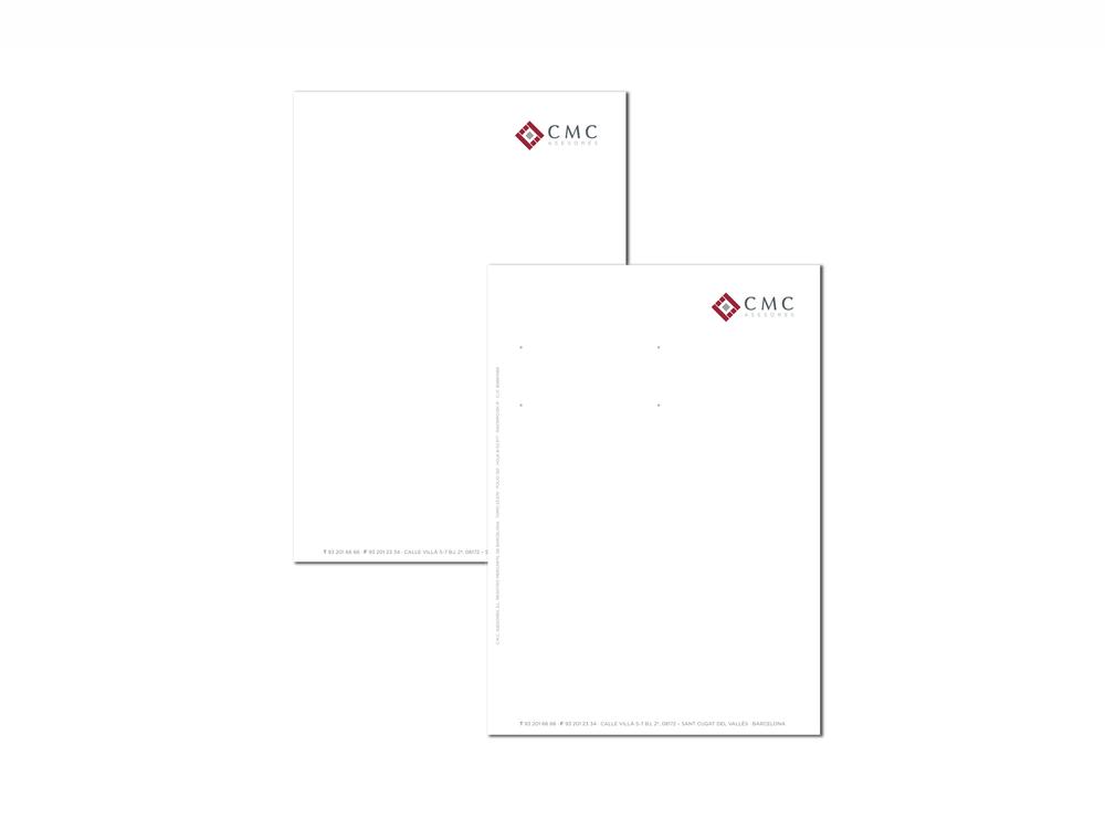 CMC papel corporativo