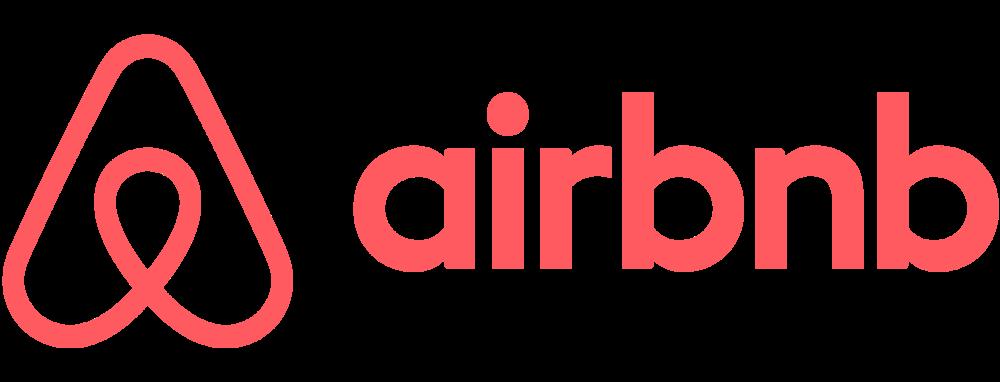 Resultado de imagen de airbnb logo