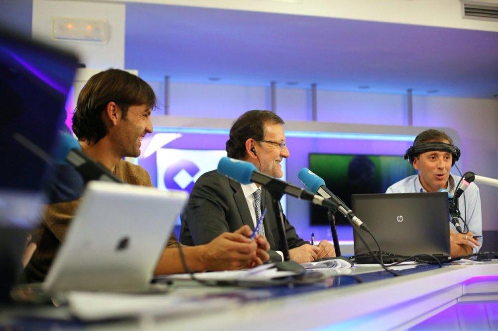 Mariano_Rajoy_Presidente_COPE_Tiempo_de_Juego_Paco_Gonzalez_EMOTE_Branding