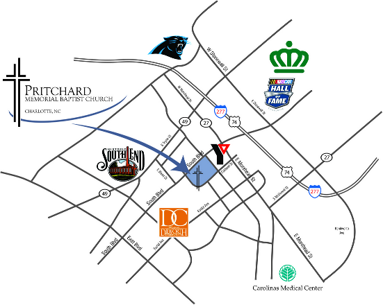Pritchard is located in South End. Click for map