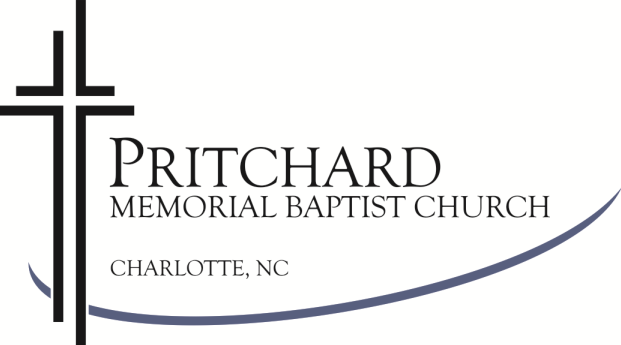 Pritchard Memorial Baptist Church PMBC Logo Small