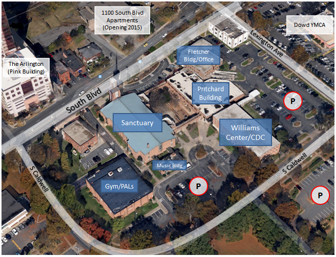 Click for Campus Map