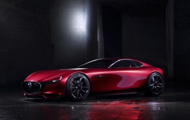 Mazda just released their new RX-Vision concept car. Do you think that Mazda should bring the rotary back? #Mazda #mazdausa #rxvision #rotary #streetunit #zoomzoom