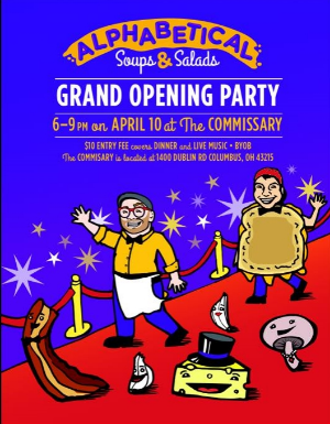 alphabetical soups grand opening poster.JPG