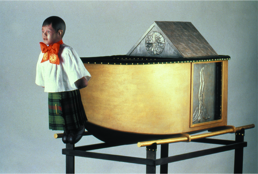 THE ARK OF THE CHOIRBOY with THE COVENANT 1995
