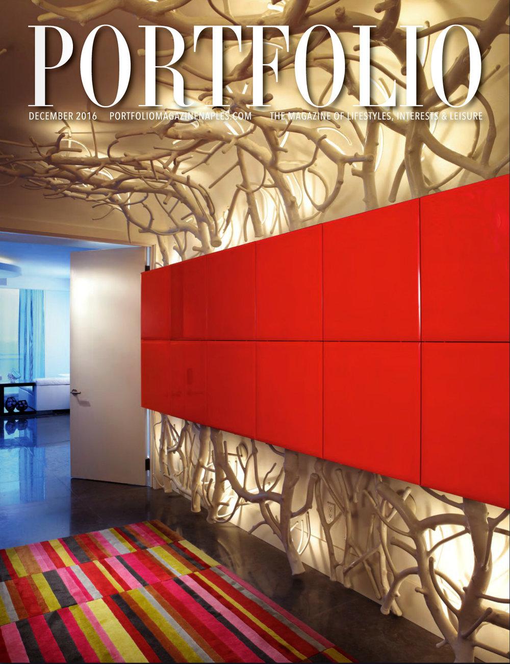Portfolio MagazineDecember 2016