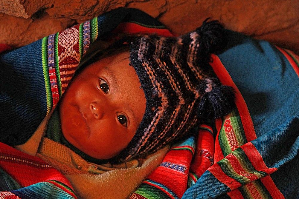 children baby in village Peru.jpg