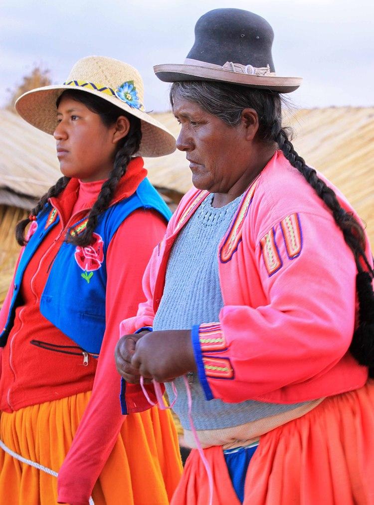 Peru W Reed Island - Lake Titicaca.jpg