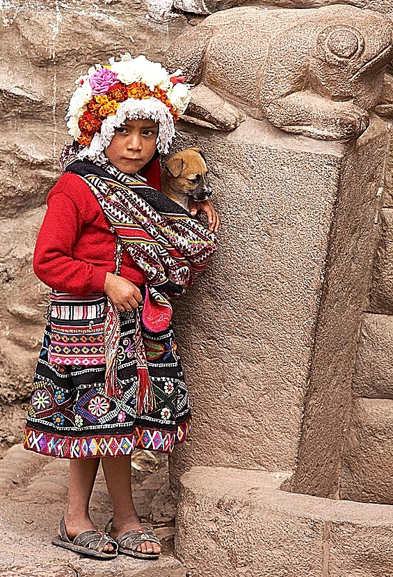 children Pisac girl with dog.jpg