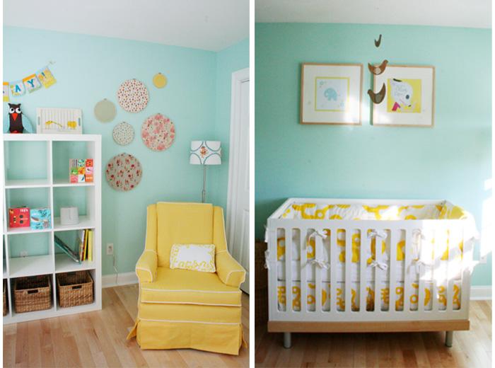 Dise os de cuarto de beb imagui - Pintura para habitacion de ninos ...