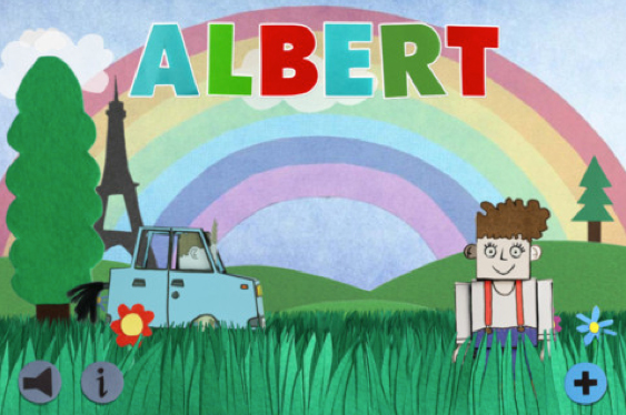 ALBERT  by FINGERLAB