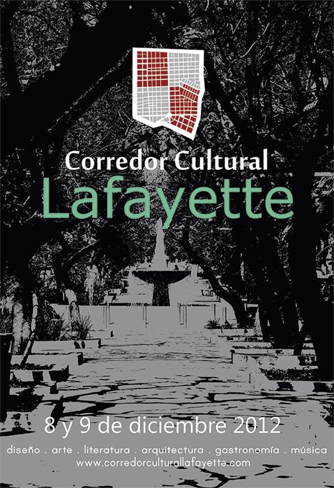 CORREDOR CULTURAL LAFAYETTE