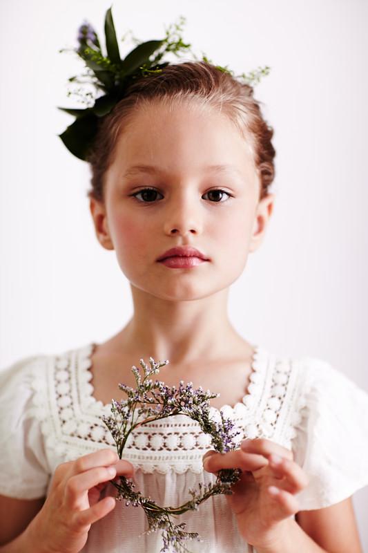 Chaunté Vaughn - Tocados con flores naturales