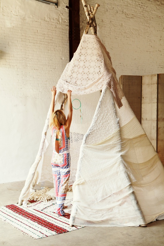 TEEPEE by  FREE PEOPLE