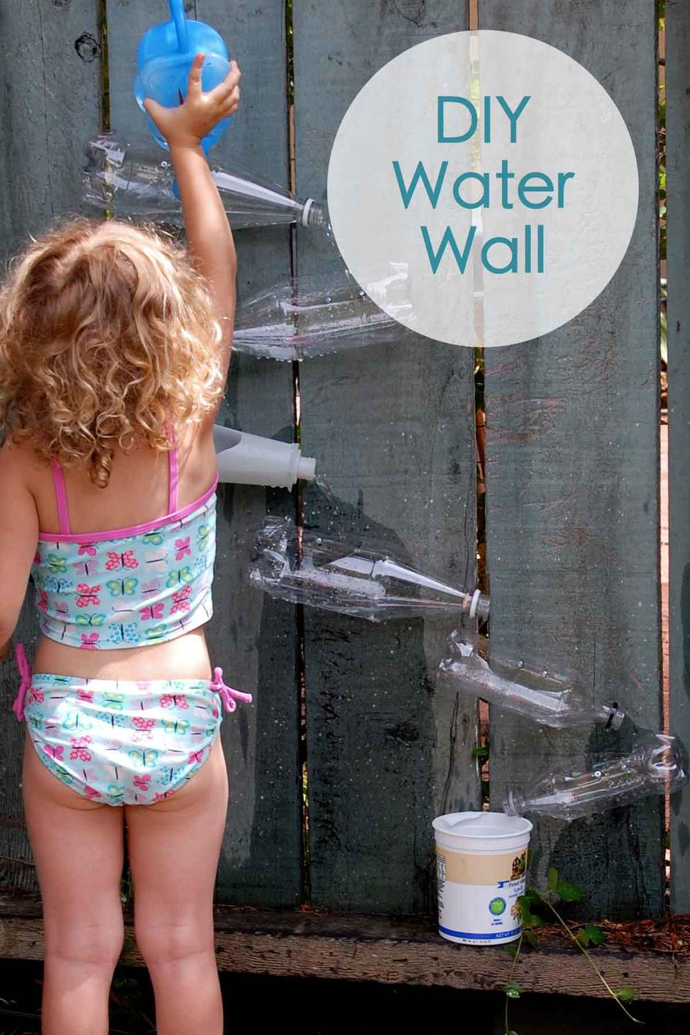 WATER WALL by  Tinkerlab