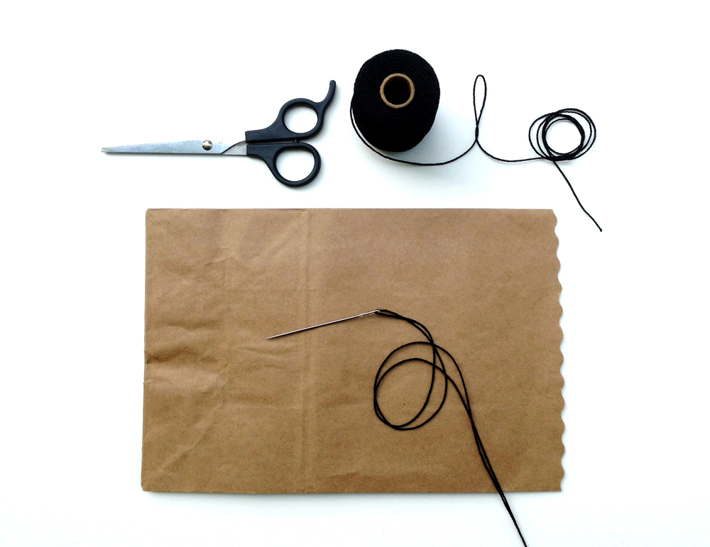 Envoltura regalo con papel kraft
