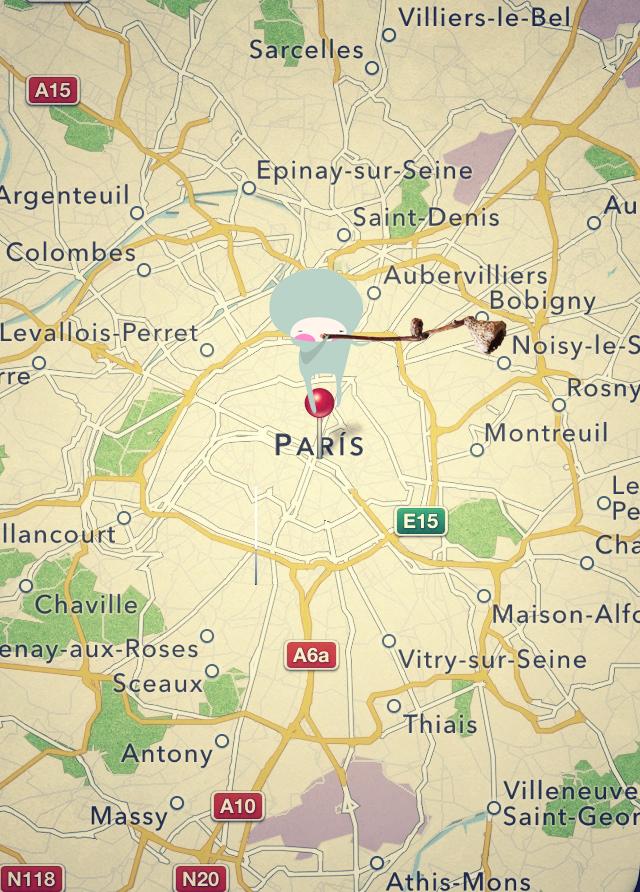 Dulce Debut en París (Junio 2013)