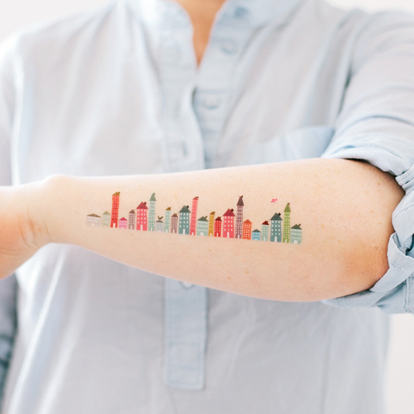 Home Row  by Judy Kaufmann -  TATTLY