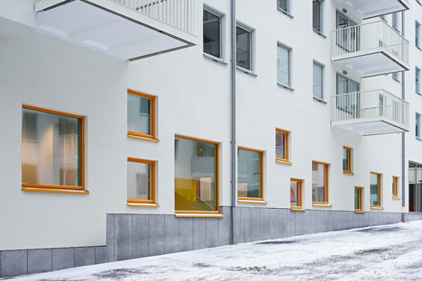 Stockholm kindergarten