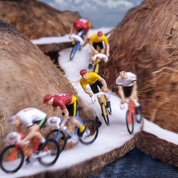 Tour De France - Coconut stage