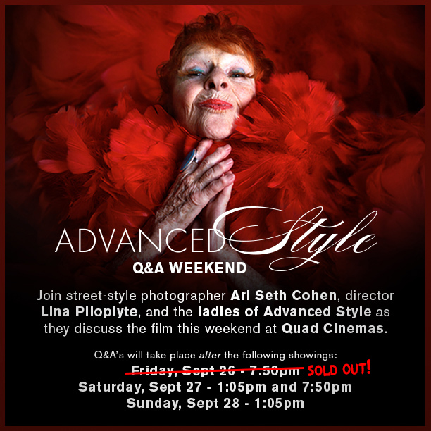 Advanced Style The Movie