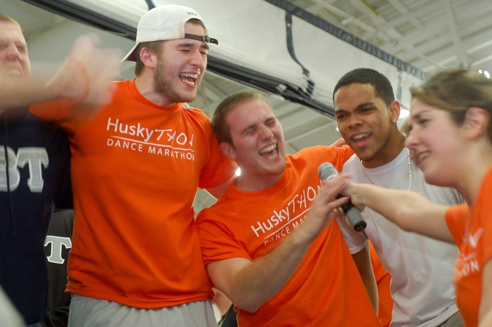 From Greek Life to the running club, HuskyTHON brings the entire campus community together.
