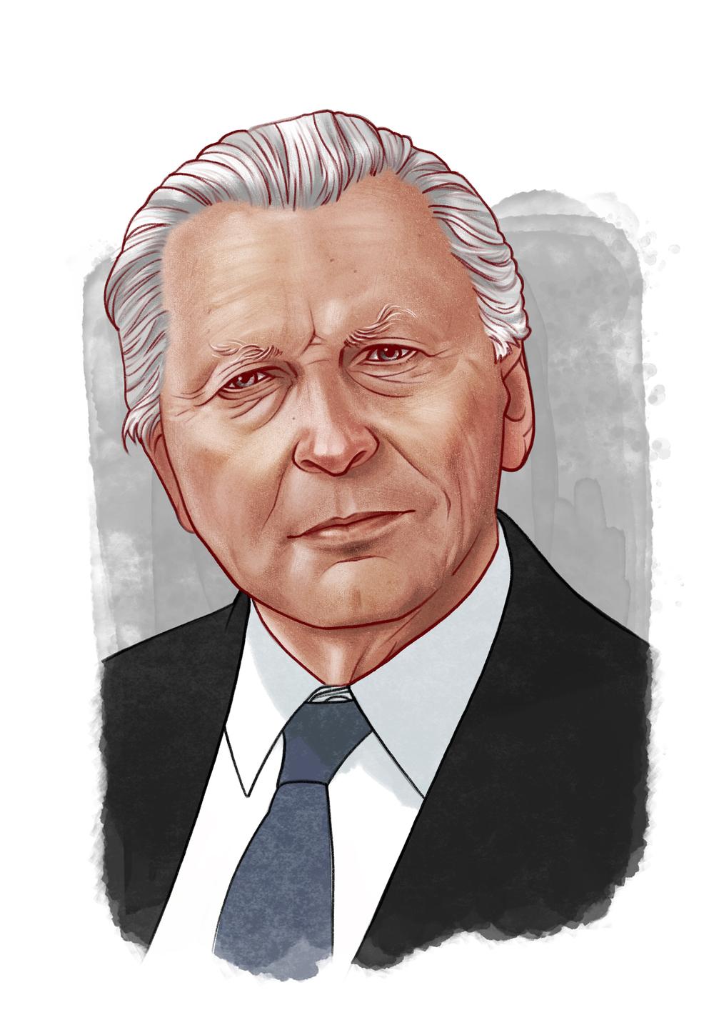 > KURT GEORG KIESINGER < 1966-1969