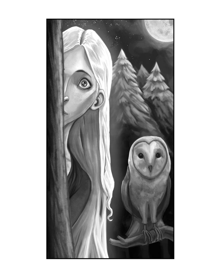The Daughter of Owls