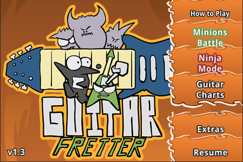 Guitar Fretter 1.3 Release Notes and Gallery