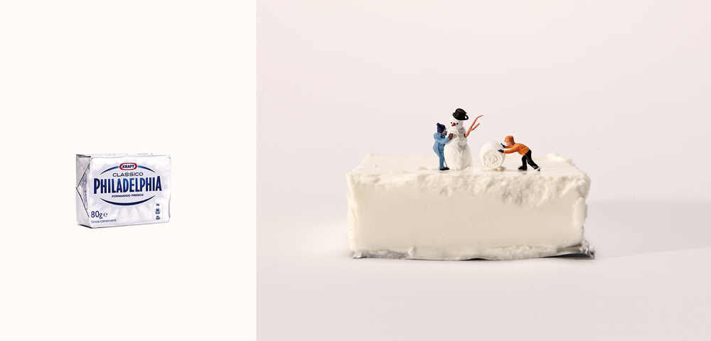 Philadelphia Snow Man