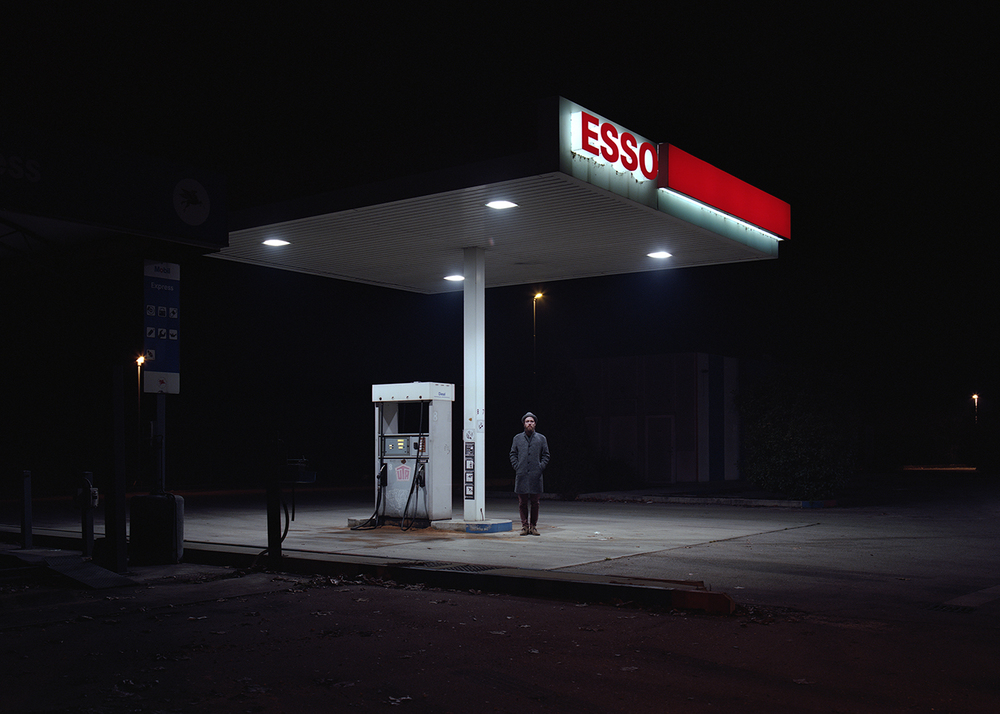 """Egli è Esso"", Kodak Ektar 100"
