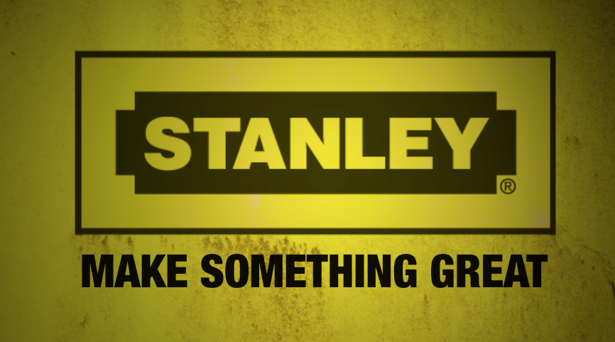Stanley Tools DTV Campaign