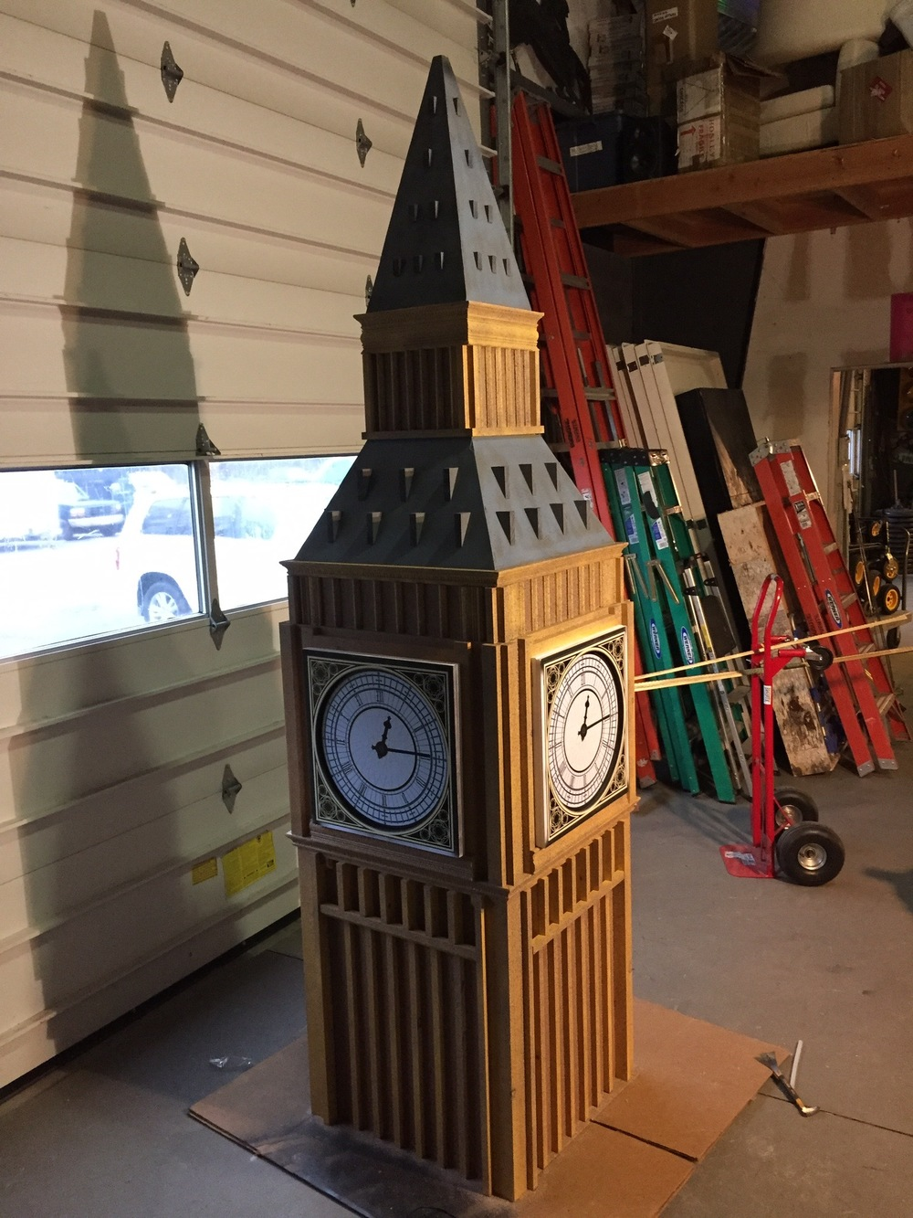 Building Giant props — Egils Matiss Artist